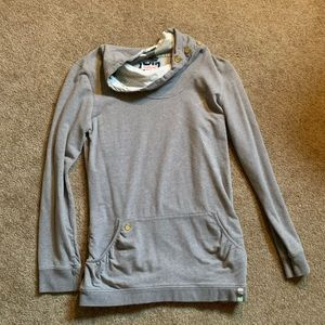 Burton sweat shirt (D139)